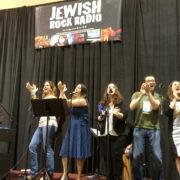 The Jewish Rock Radio Stage